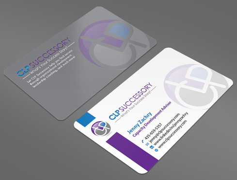 Business card for someone who trains leaders Business Cards and Stationery  Draft # 241 by ArtworksKingdom