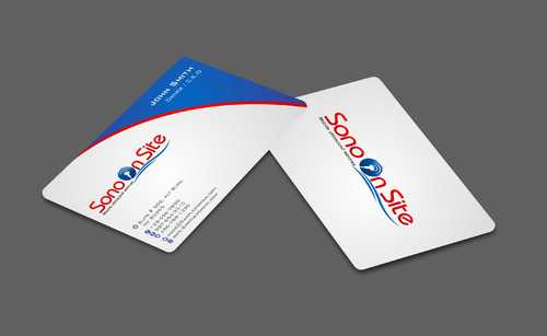 Sono On Site Business Cards and Stationery  Draft # 139 by Dawson