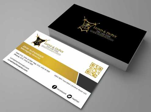 combined with stationery & logo Business Cards and Stationery  Draft # 201 by Dawson
