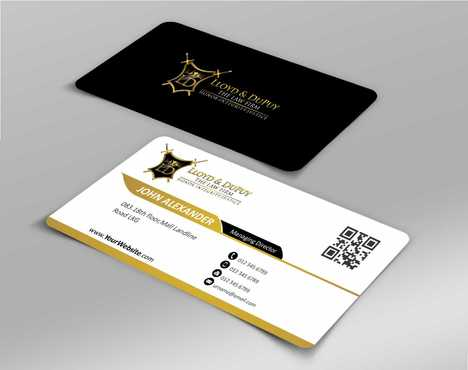 combined with stationery & logo Business Cards and Stationery  Draft # 203 by Dawson