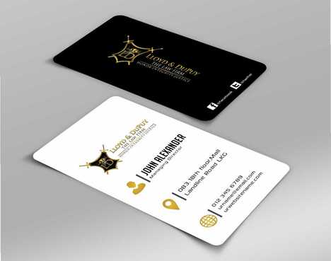 combined with stationery & logo Business Cards and Stationery  Draft # 205 by Dawson