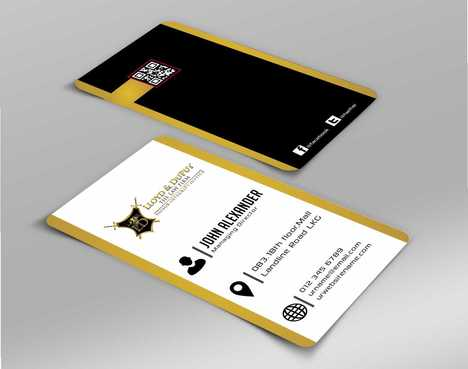 combined with stationery & logo Business Cards and Stationery  Draft # 206 by Dawson