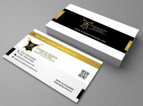 combined with stationery & logo Business Cards and Stationery  Draft # 209 by Dawson