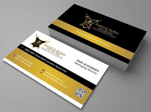 combined with stationery & logo Business Cards and Stationery  Draft # 210 by Dawson