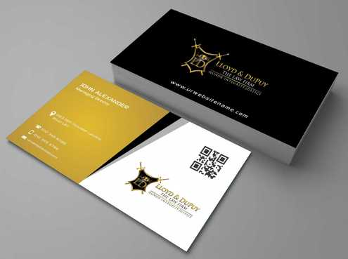 combined with stationery & logo Business Cards and Stationery  Draft # 218 by Dawson