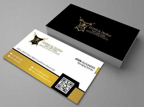 combined with stationery & logo Business Cards and Stationery  Draft # 219 by Dawson