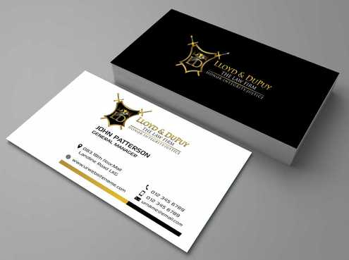 combined with stationery & logo Business Cards and Stationery  Draft # 230 by Dawson