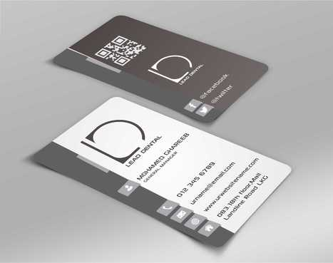 Lead Dental Business Cards and Stationery  Draft # 149 by Dawson