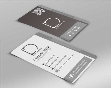 Lead Dental Business Cards and Stationery  Draft # 153 by Dawson