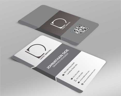Lead Dental Business Cards and Stationery  Draft # 154 by Dawson