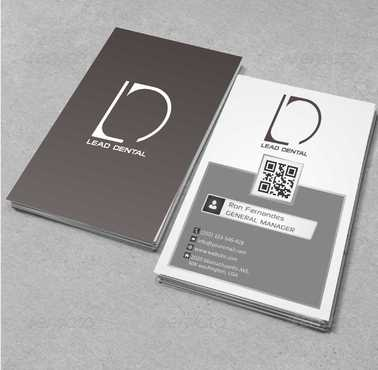 Lead Dental Business Cards and Stationery  Draft # 171 by Dawson