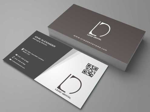 Lead Dental Business Cards and Stationery  Draft # 174 by Dawson