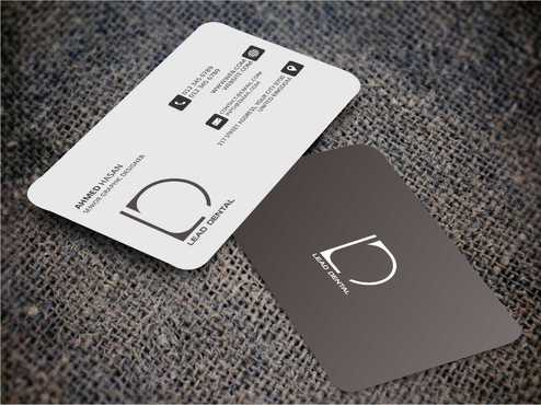 Lead Dental Business Cards and Stationery  Draft # 177 by Dawson