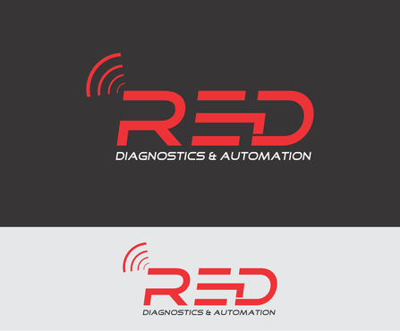 Red Diagnostics & Automation  Complete Web Design Solution  Draft # 36 by LestariDesain