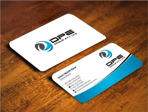 DPE GROUP PL Business Cards and Stationery  Draft # 256 by Dawson