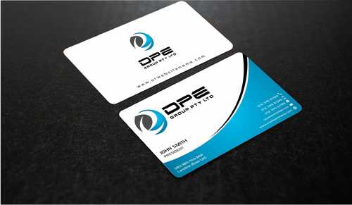 DPE GROUP PL Business Cards and Stationery  Draft # 279 by Dawson