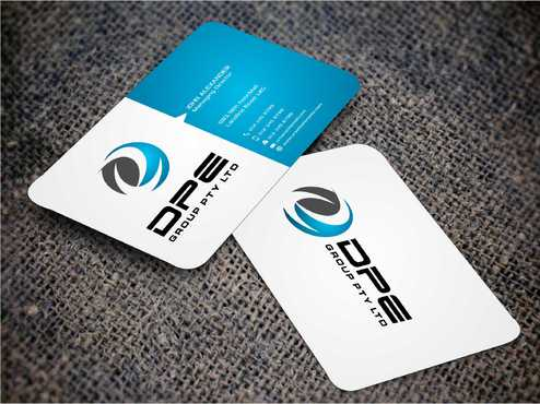 DPE GROUP PL Business Cards and Stationery  Draft # 291 by Dawson