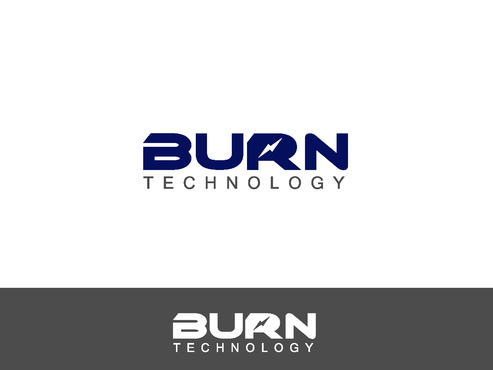 BURN TECHNOLOGY A Logo, Monogram, or Icon  Draft # 1 by Shoaibali