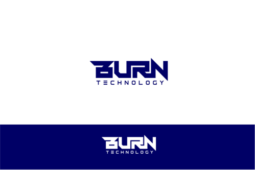 BURN TECHNOLOGY A Logo, Monogram, or Icon  Draft # 12 by kolniks