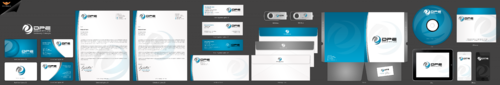 DPE GROUP PL Business Cards and Stationery Winning Design by einsanimation