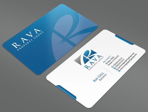 Rava Property Group Business Cards and Stationery  Draft # 31 by ArtworksKingdom