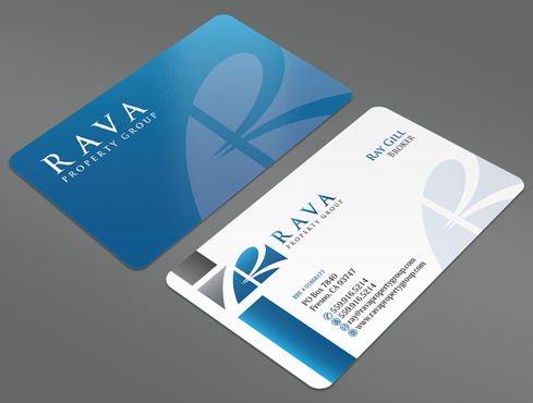 Rava Property Group Business Cards and Stationery  Draft # 44 by ArtworksKingdom