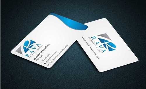 Rava Property Group Business Cards and Stationery  Draft # 184 by Dawson