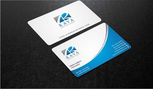 Rava Property Group Business Cards and Stationery  Draft # 192 by Dawson
