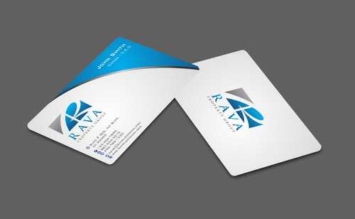 Rava Property Group Business Cards and Stationery  Draft # 193 by Dawson