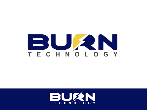 BURN TECHNOLOGY A Logo, Monogram, or Icon  Draft # 39 by Shoaibali