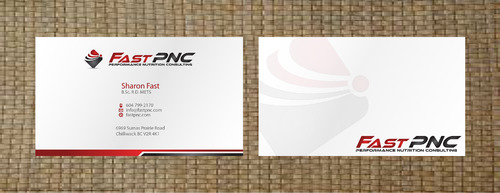 fast pnc Business Cards and Stationery  Draft # 299 by 14stars