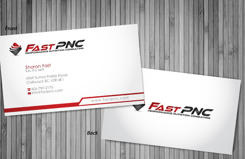 fast pnc Business Cards and Stationery  Draft # 300 by sevensky