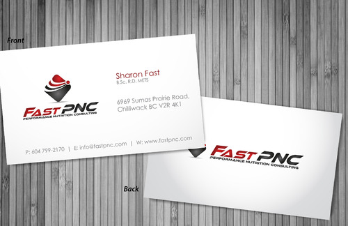 fast pnc Business Cards and Stationery  Draft # 304 by sevensky