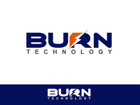 BURN TECHNOLOGY A Logo, Monogram, or Icon  Draft # 44 by Shoaibali