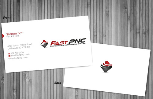fast pnc Business Cards and Stationery  Draft # 309 by sevensky