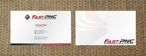fast pnc Business Cards and Stationery  Draft # 311 by 14stars