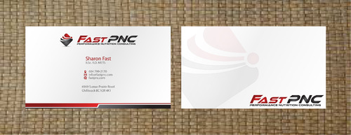 fast pnc Business Cards and Stationery  Draft # 317 by 14stars