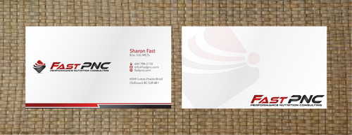 fast pnc Business Cards and Stationery  Draft # 319 by 14stars