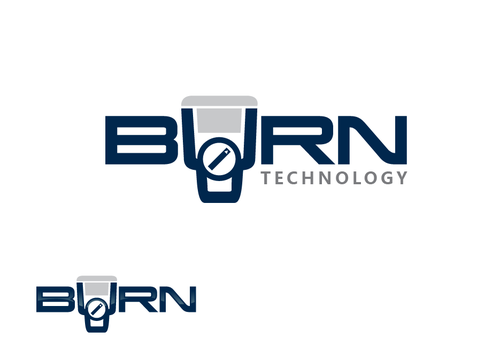 BURN TECHNOLOGY A Logo, Monogram, or Icon  Draft # 51 by crizzyARTz