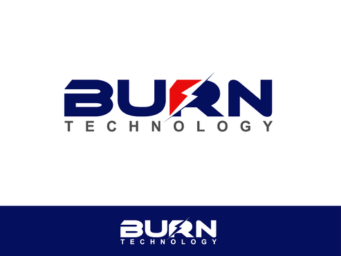 BURN TECHNOLOGY A Logo, Monogram, or Icon  Draft # 56 by Shoaibali