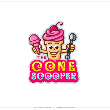 The Cone Scooper