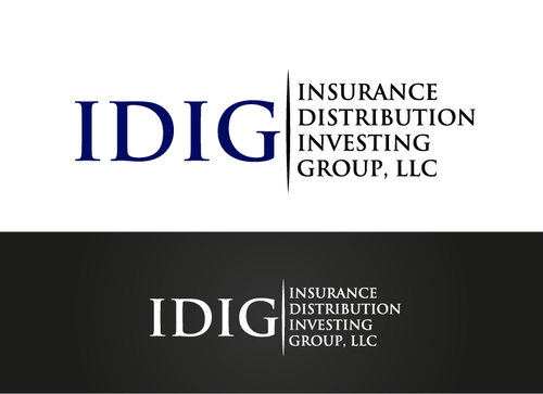 Insurance Distribution Investing Group, LLC A Logo, Monogram, or Icon  Draft # 220 by JohnAlber