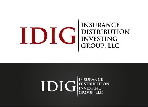 Insurance Distribution Investing Group, LLC A Logo, Monogram, or Icon  Draft # 221 by JohnAlber