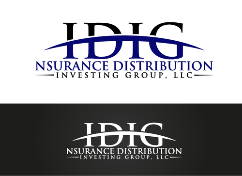 Insurance Distribution Investing Group, LLC A Logo, Monogram, or Icon  Draft # 223 by JohnAlber