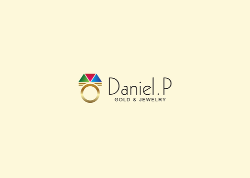 Daniel.P A Logo, Monogram, or Icon  Draft # 70 by kenjie0476