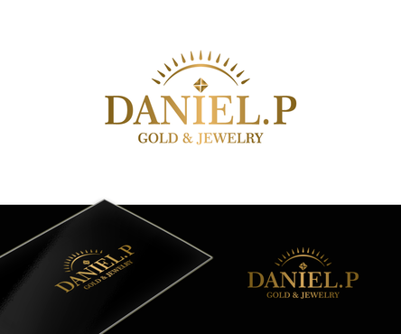 Daniel.P A Logo, Monogram, or Icon  Draft # 99 by PIXIDUST