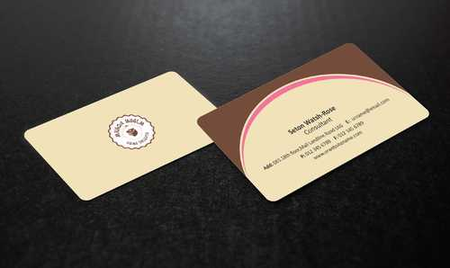 Maison Meelm Business Cards and Stationery  Draft # 164 by Dawson