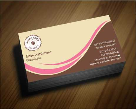 Maison Meelm Business Cards and Stationery  Draft # 165 by Dawson