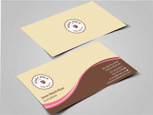 Maison Meelm Business Cards and Stationery  Draft # 168 by Dawson