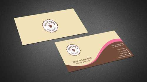 Maison Meelm Business Cards and Stationery  Draft # 173 by Dawson